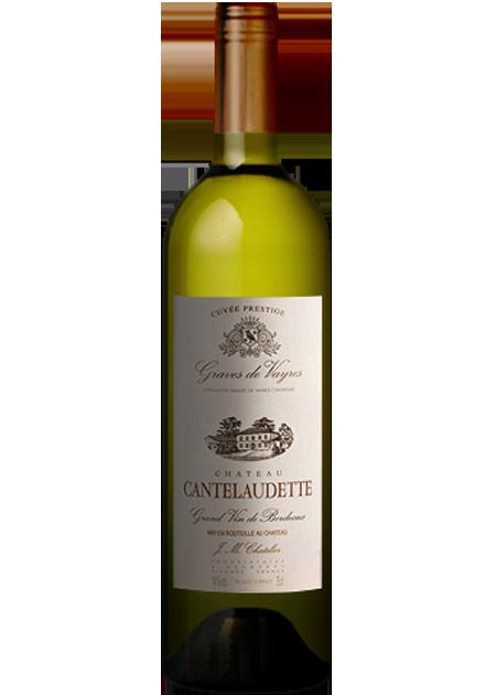 """Château Cantelaudette """"Prestige"""" Blanc"""