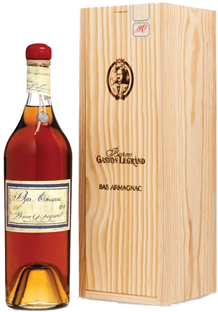 Bas-Armagnac Baston Legrand 1974