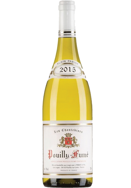 Domaine Pabiot Pouilly Fumé 'Les Chantebines' 37 cl